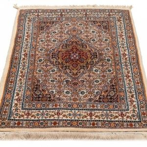 Persian carpet hand-knotted
